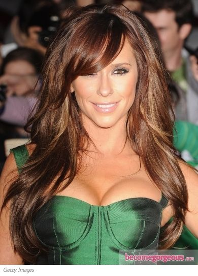 Jennifer Love Hewitt Bouncy Lifted Layers Long Hair Styles Hair Styles Haircuts For Long Hair