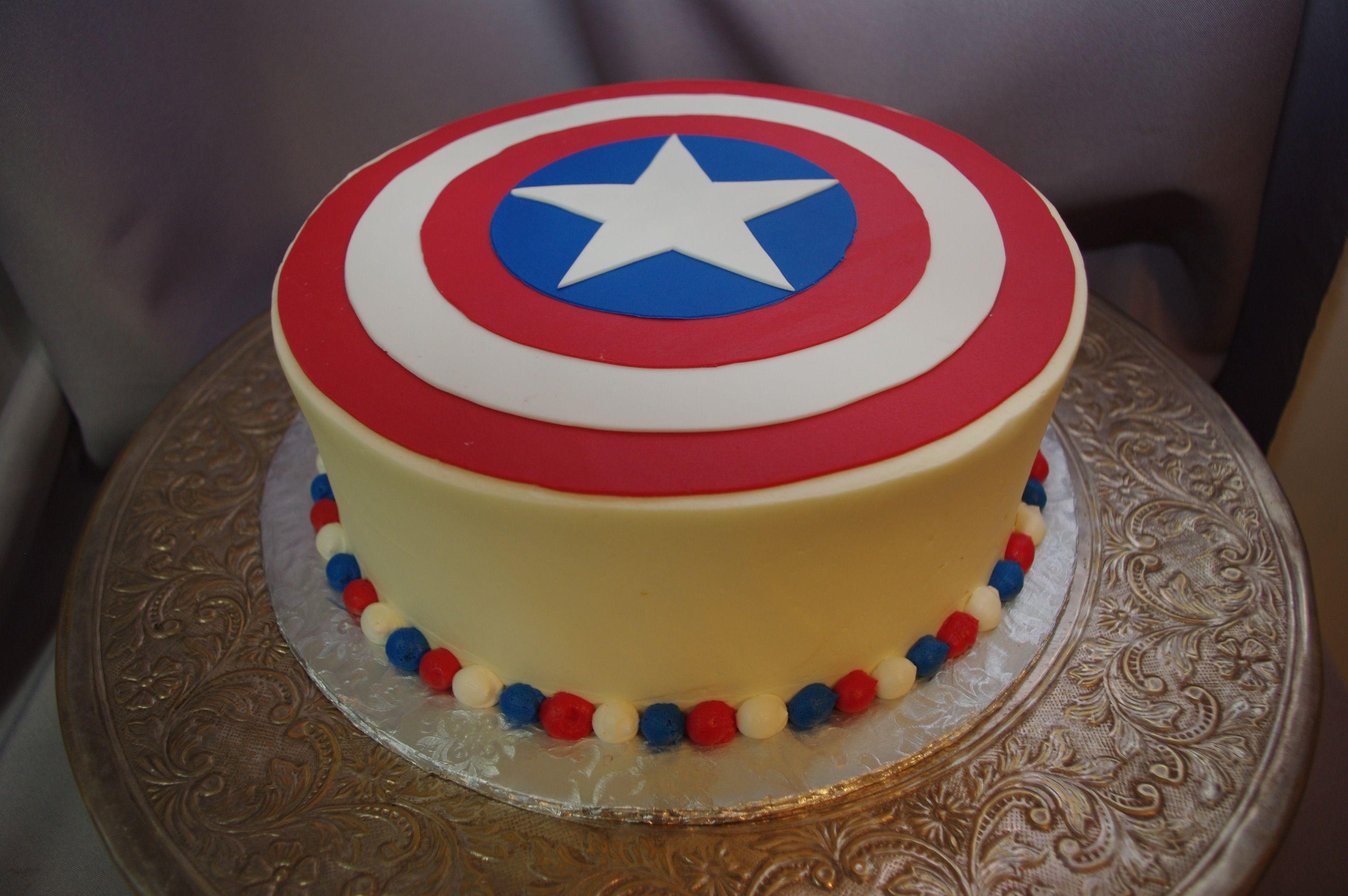 552 Captain America Cake Captain America Cake America Cake Cake