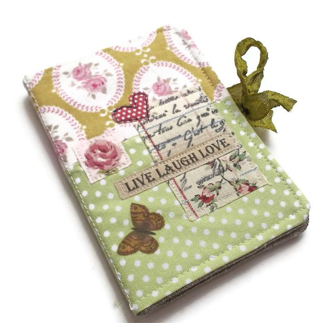 Book Cover Sewing Kits : Sewing needle case journals junk pinterest