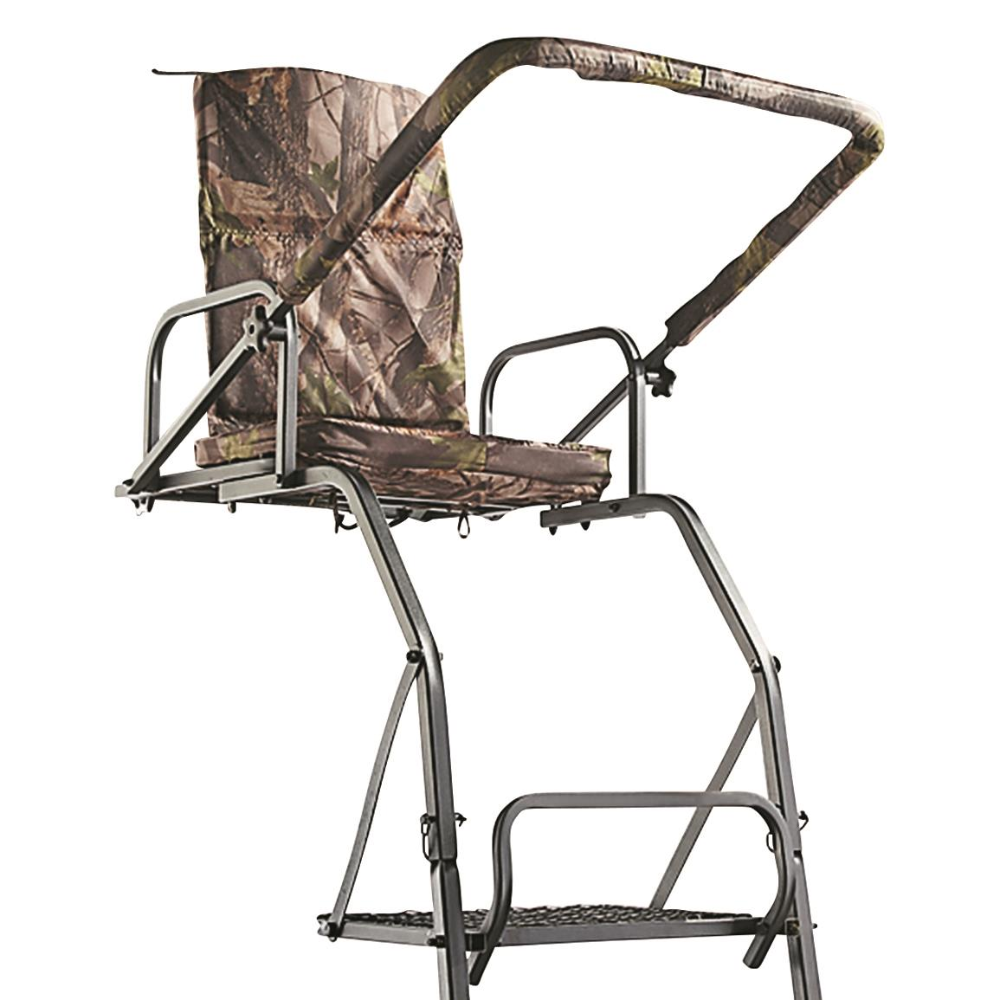 Guide Gear Deluxe 16' Ladder Tree Stand Ladder tree