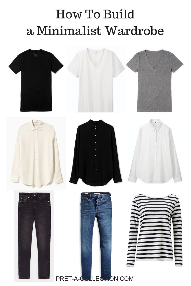 Capsule Wardrobe My Way - A Year Without Shopping #travelwardrobesummer