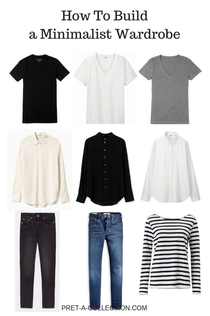 Capsule Wardrobe My Way - A Year Without Shopping #travelwardrobesummer