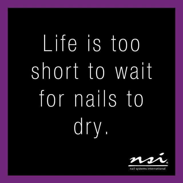 #nsi #nsinails #nsiusa #nailtech #nailsalon #motivation