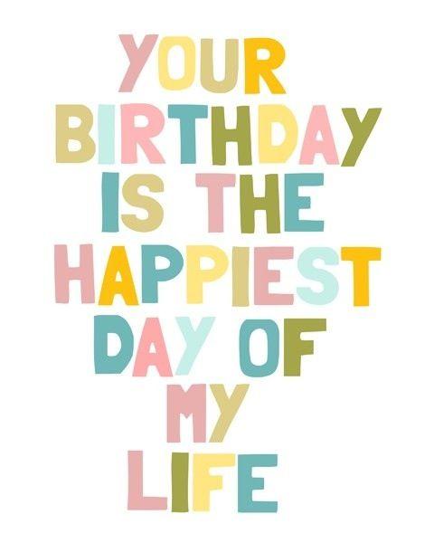 Happy birthday to you my sweet loving one