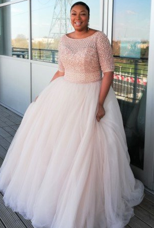 Plus Size Wedding Dress By Sottero And Midgley Plus Wedding Dresses Fitted Wedding Gown Plus Size Wedding Gowns