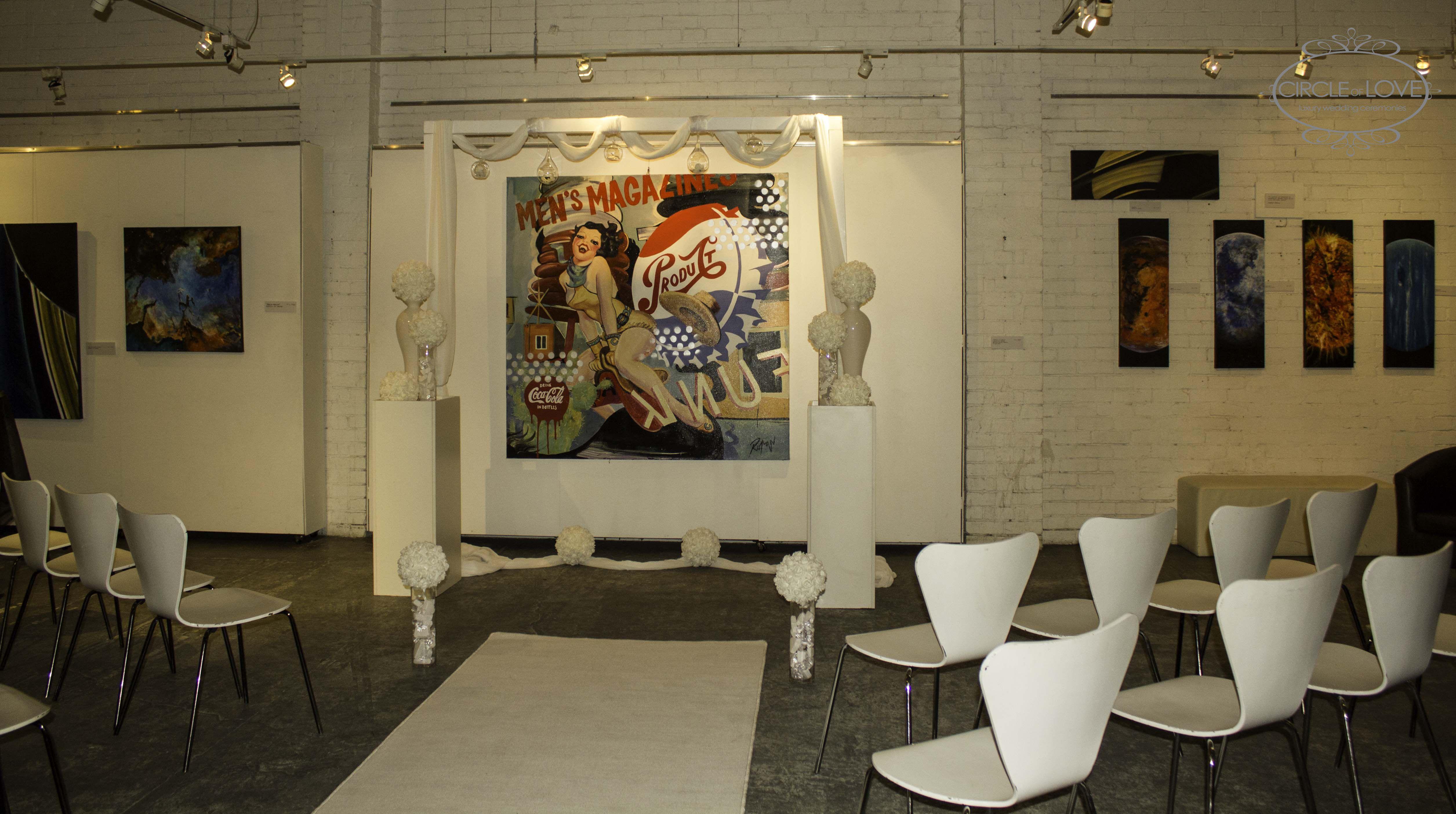 Smart Artz Gallery Wedding Melbourne Wedding venue