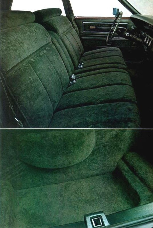 Top 1973 Lincoln Continental Town Car Interior With Media