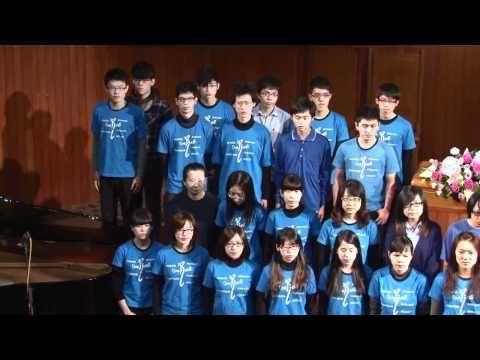 信友堂崇拜獻詩(學青聯合詩班)2012.03.25