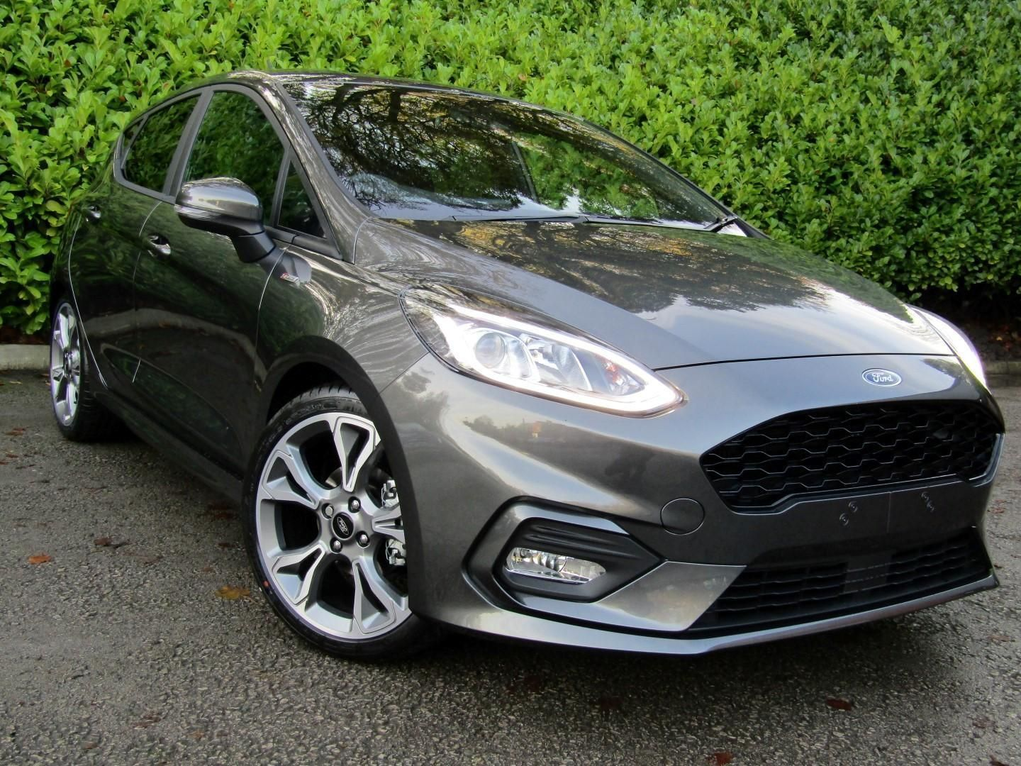This 2017 67 Reg Ford Fiesta 1 0i Ecoboost 100ps St Line 5dr Petrol Eco S S Is For Sale Ford Fiesta Ford Petrol
