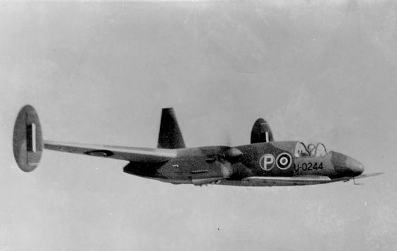 "british-eevee: "" M.39B Libellula experimental bomber (the only one made) in flight """