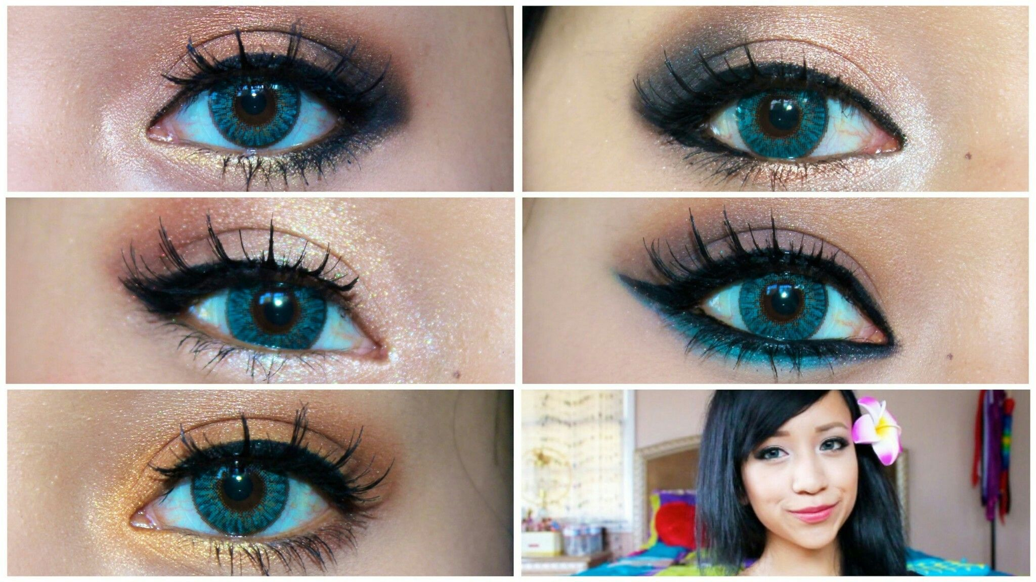 pin by amy ellicott on makeup | eye makeup, natural hair