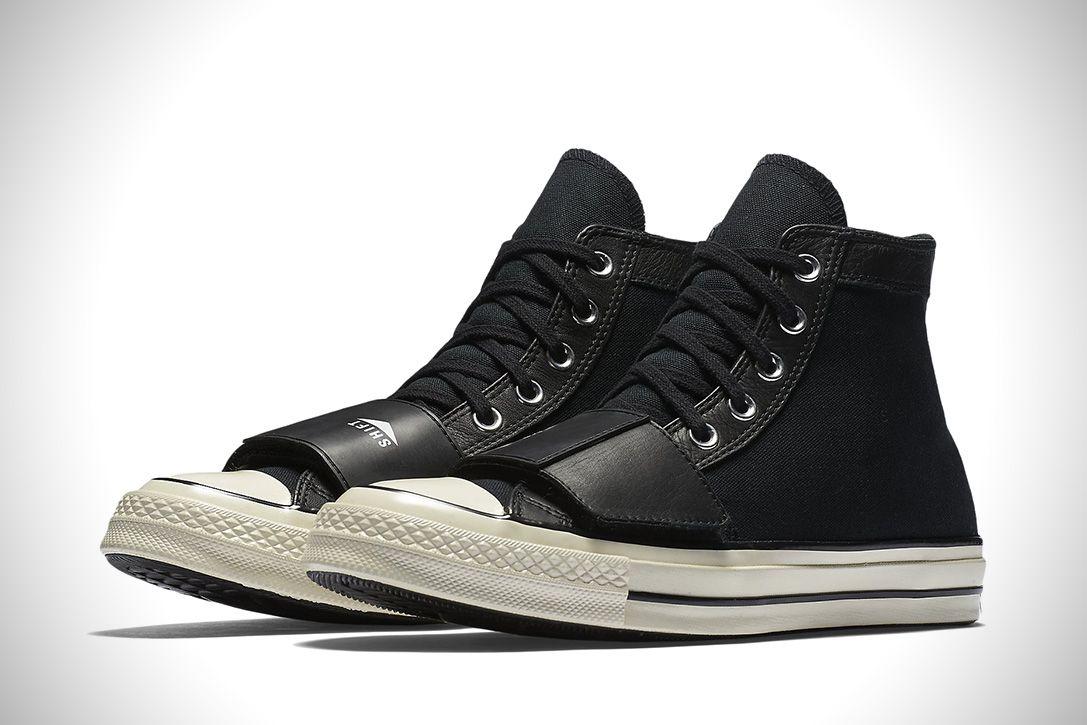 2f66e95785d3 Two-wheeler sneakers. COVERSE X NEIGHBORHOOD MOTORCYCLE CHUCK ...