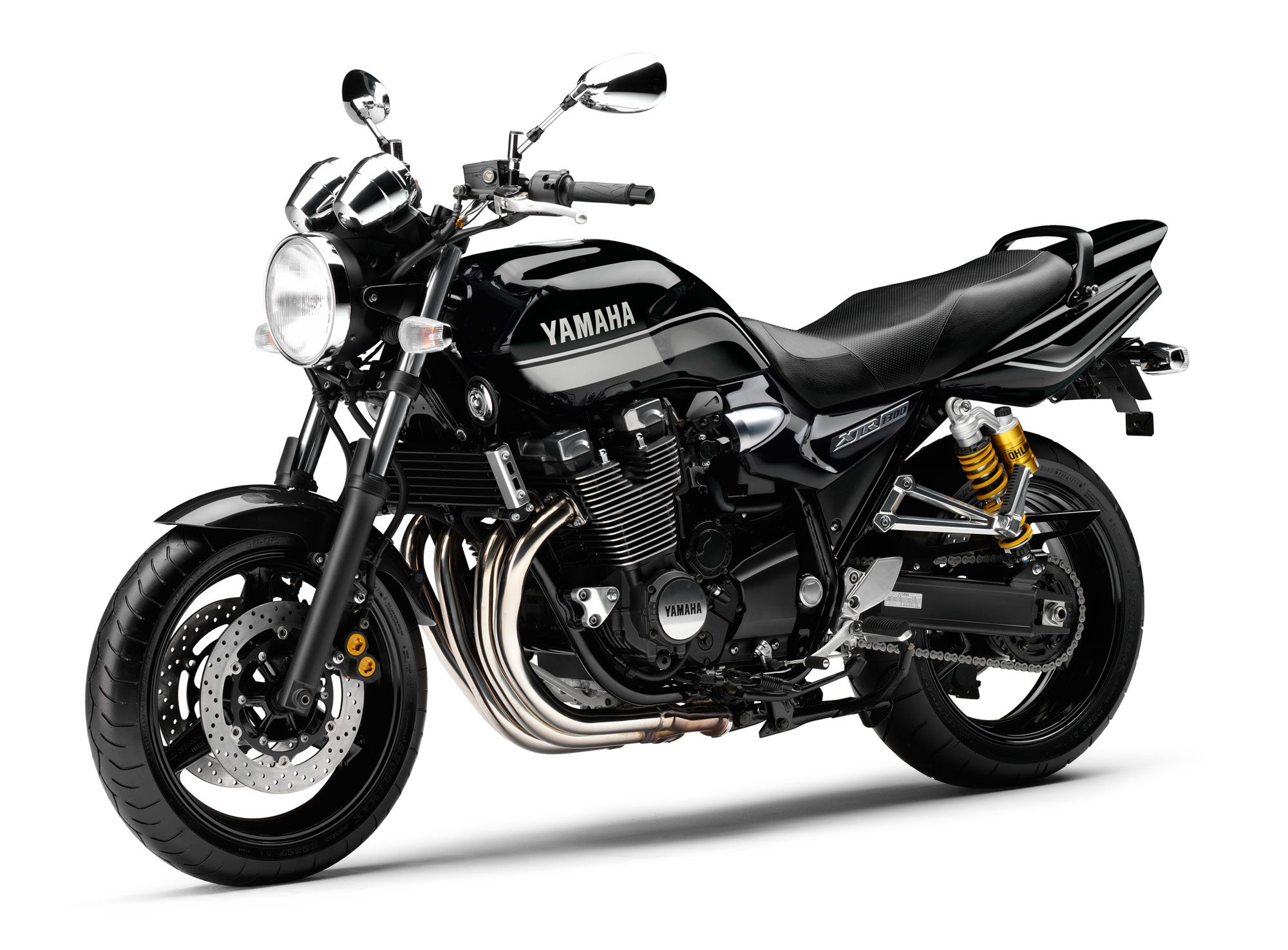 yamaha xjr 1300 2012 fotos de motos pinterest. Black Bedroom Furniture Sets. Home Design Ideas