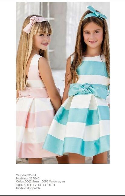 Ceremonia Artesanía Amaya 2017 Para Realizar Tus Compras Entra En Nuestra Tienda Online Www An Vestidos Infantis Moda Infantil Feminina Roupas Infantins