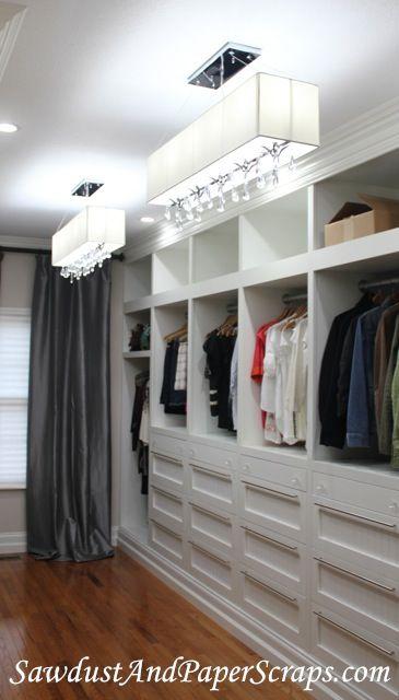 Lights Camera Lights Apartment Lighting Master Bedroom Closet