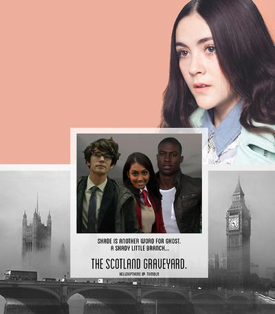 The Shades Of London The Name Of The Star There S Something Wrong With Me Isabelle Fuhrman As Rory Ben Whi Melinda Shankar Ben Whishaw Fangirl