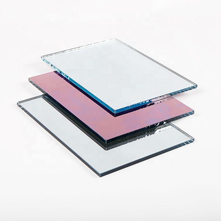 Tempered Price China Custom 8mm 10mm Sheet Frosted Tempered Glass Tempered Glass Glass Mirror Glass