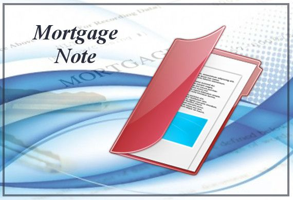 Mortgage Note  Explore What Is Mortgage Note Definition Template