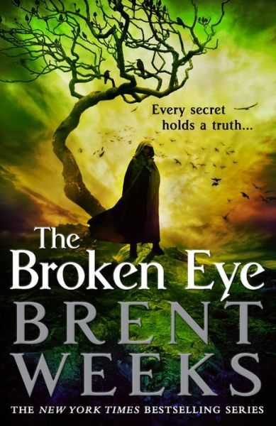 The Broken Eye  Click on the book title to request this book