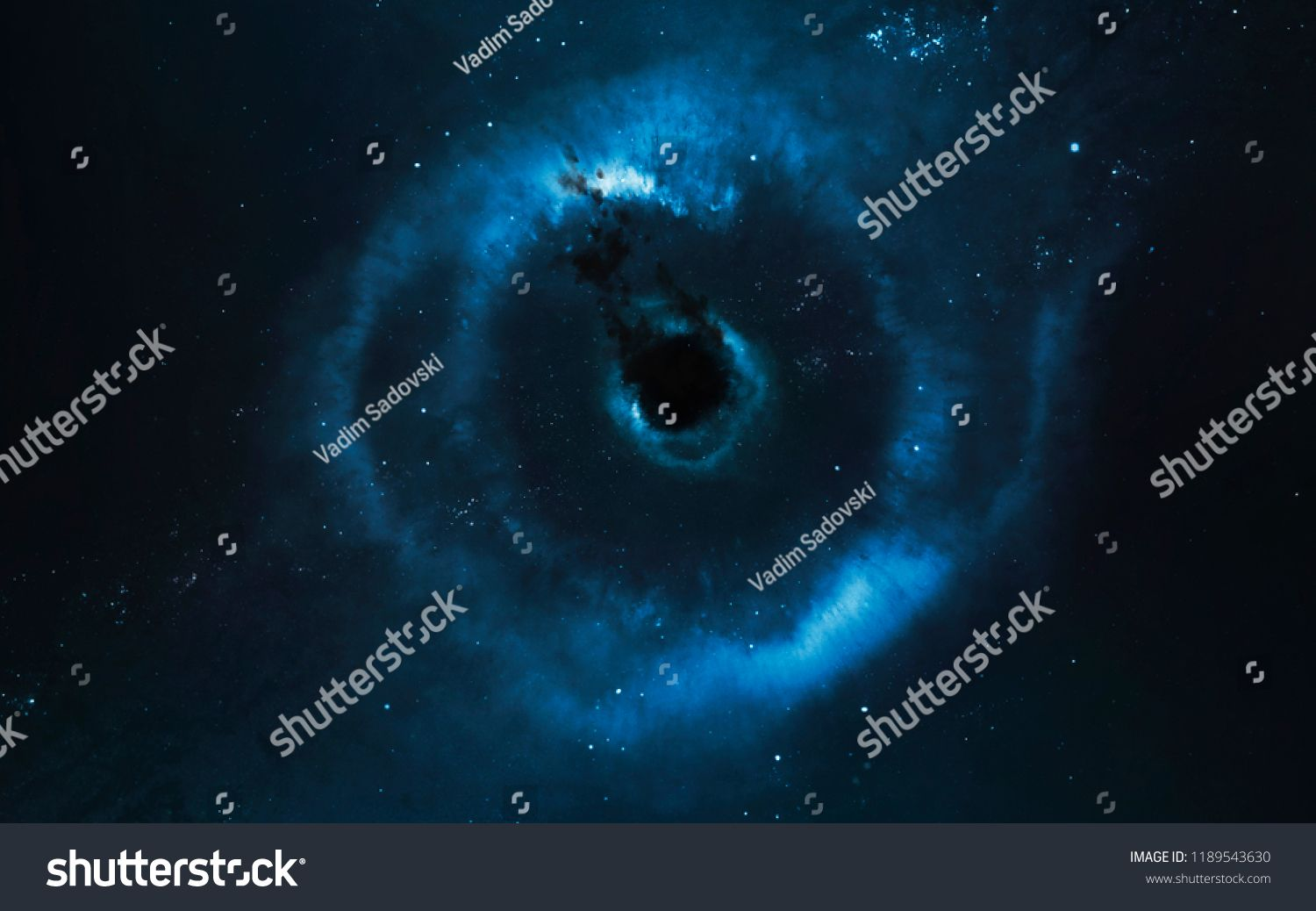 Black Hole Wormhole Science Fiction Art Elements Of This Image