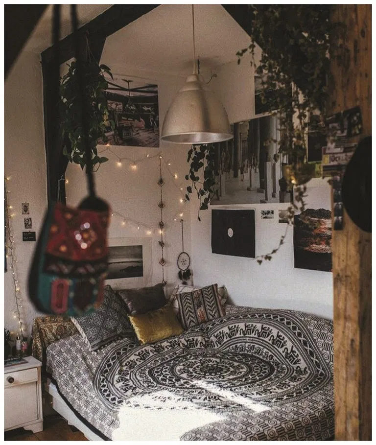 The Ashley 1 Bedroom Apartment Charleston Sc: 50+ Cozy Bohemian Bedroom Ideas For Your First Apartment