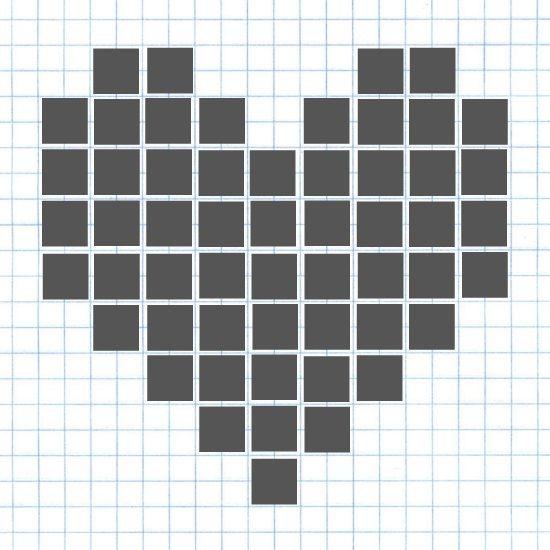 Instagram Heart Photo Display Heart Photo Collage Photo Heart