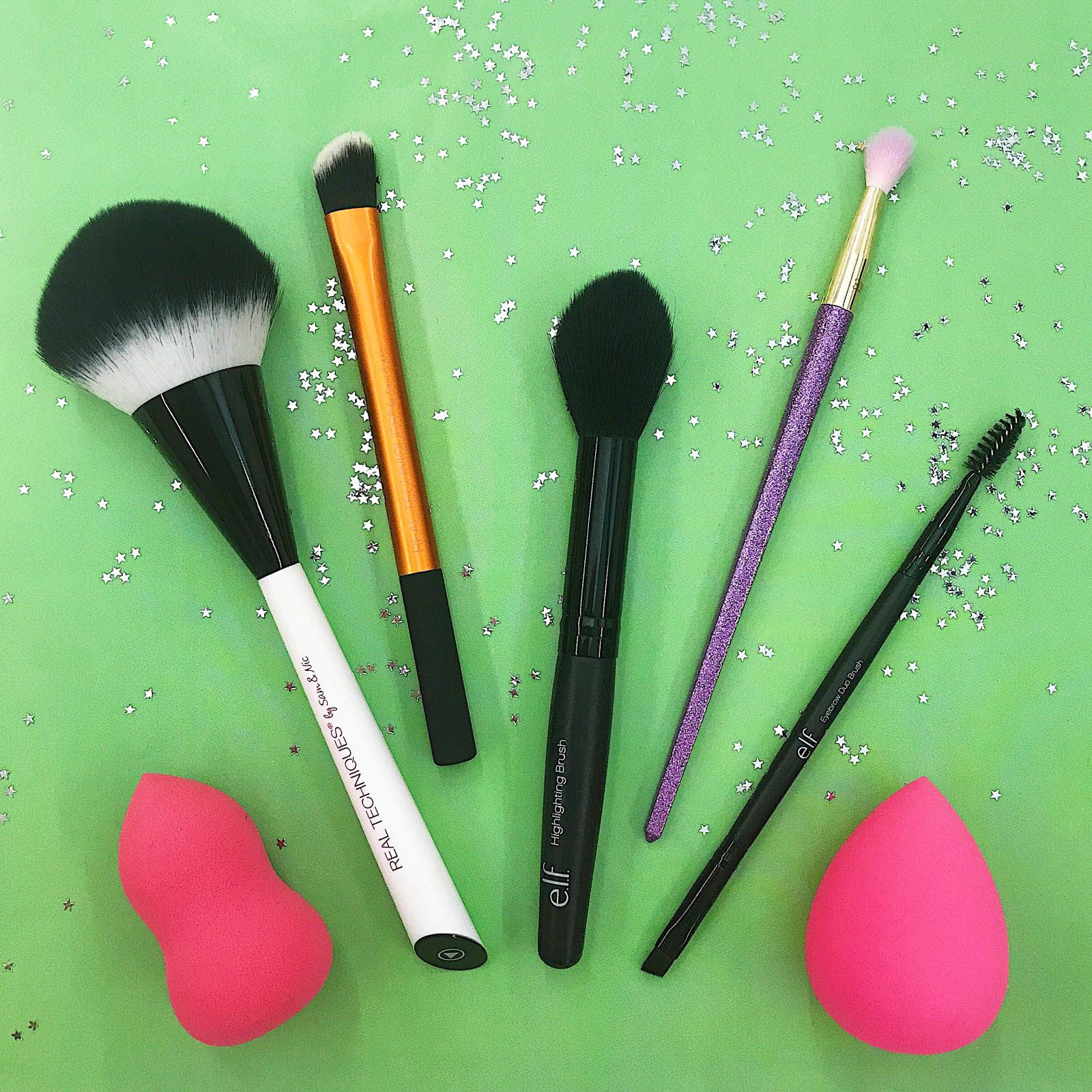 Keep your makeup brushes cruelty free this Veganuary with