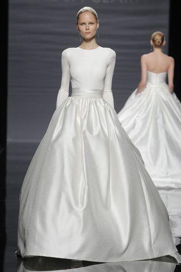 Vestidos de novia via rosa