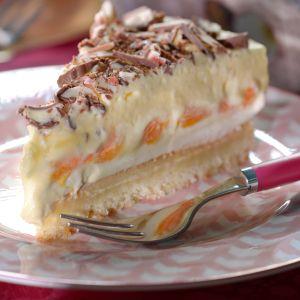Kirsch-Eierlikör-Torte #tortenrezepte