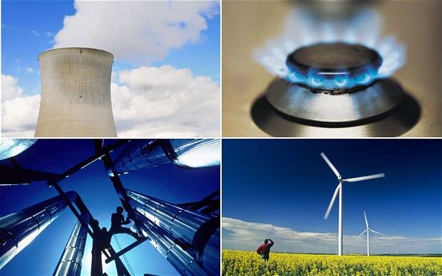 Renewables threaten fossil fuel interests