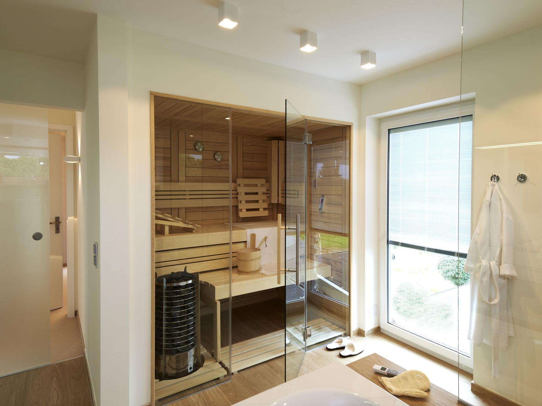 Edition 425 WOHNIDEE Haus   Familienhaus Zum Wohlfühlen · Sauna IdeasSauna  ...