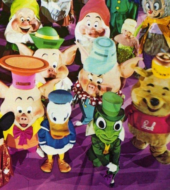 Disney En Los Años 50