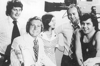 Bill Peach, the former presenter of trail-blazing ABC current affairs program This Day Tonight (TDT), has died.  Peach died of cancer in a Sydney hospital early this morning.  Peach was born in Lockhart in New South Wales in 1935. (27 August 2013)  http://www.abc.net.au/news/2013-08-27/former-this-day-tonight-presenter-bill-peach-dies/4915174