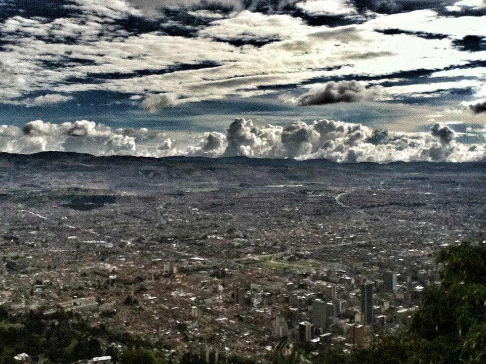 Colombia, Bogotá, Monserrate
