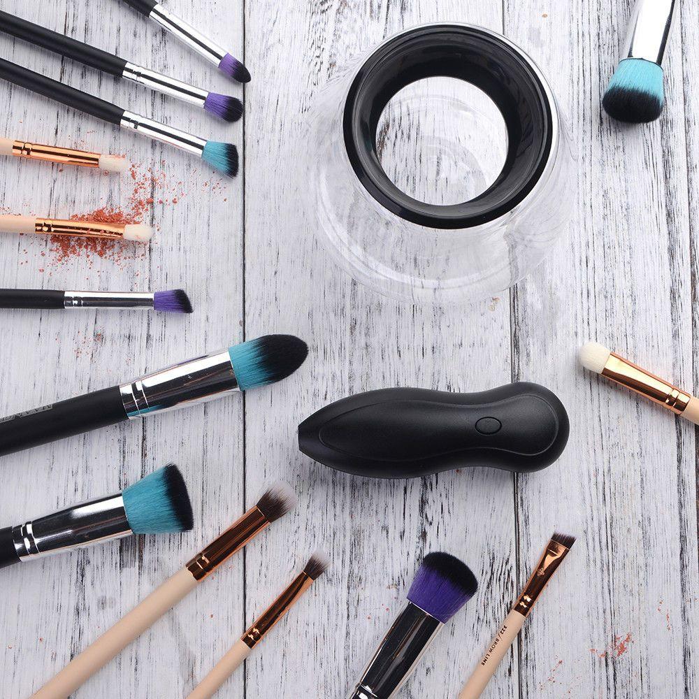 Electric Spinner Makeup Brush Cleaner Waterproof Machine