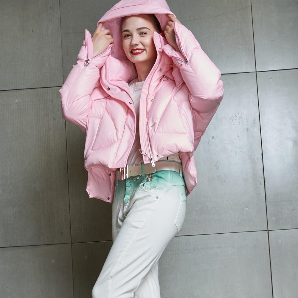 68f18054e JAZZEVAR 2018 winter new fashion street Designer Brand androgynous ...