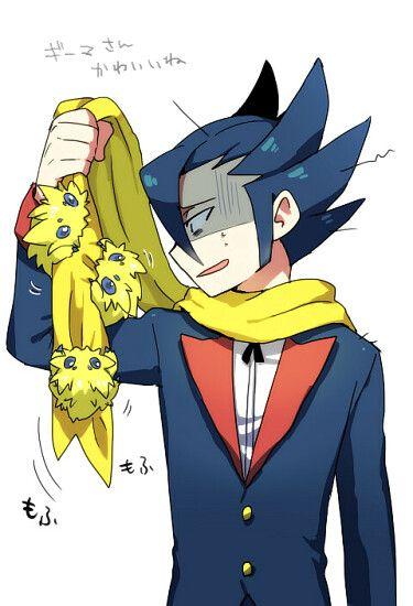 Grimsley My Favorite Unova Elite Four Pokemon Human Characters Pokemon Characters Anime Toon
