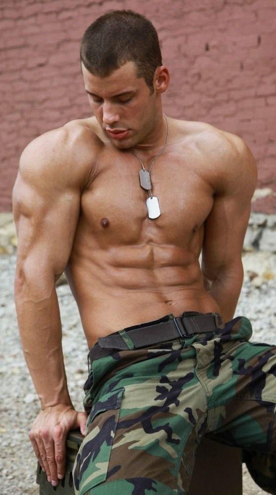 Army gay guy