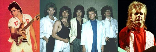 Business Up Front Party In The Back 80s Party Outfits Mullets 80s Mullet