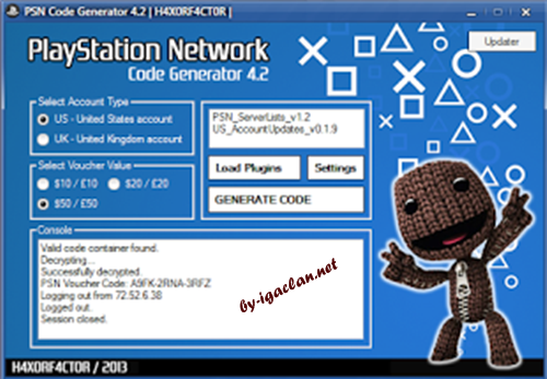 Pin by IGA Clan on Download PlayStation Code Generator No