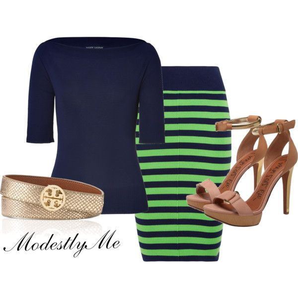 """Untitled  #67 "" by modestlyme on Polyvore"