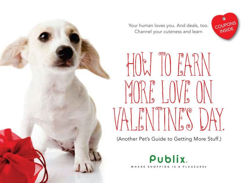 "New Publix Pet Printables ""How to Earn More Love on Valentine's Day"" - http://www.couponaholic.net/2015/02/new-publix-pet-printables-how-to-earn-more-love-on-valentines-day/"
