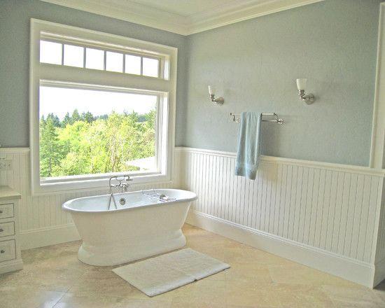 Traditional Bathroom Beadboard Design Pictures Remodel Decor