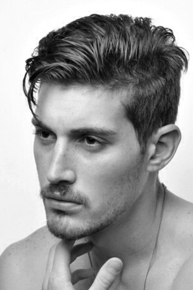 Trending Hairstyles For Men Pintrance Cyberian On Estilos  Pinterest