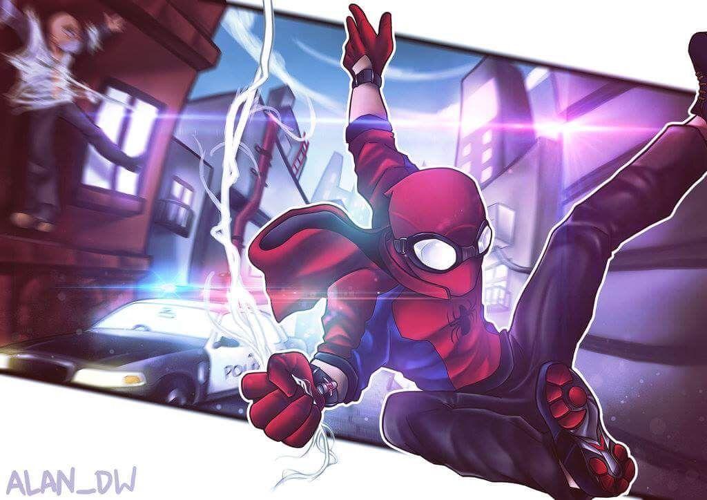 Pin By Jose Mansilla On Spider-Man