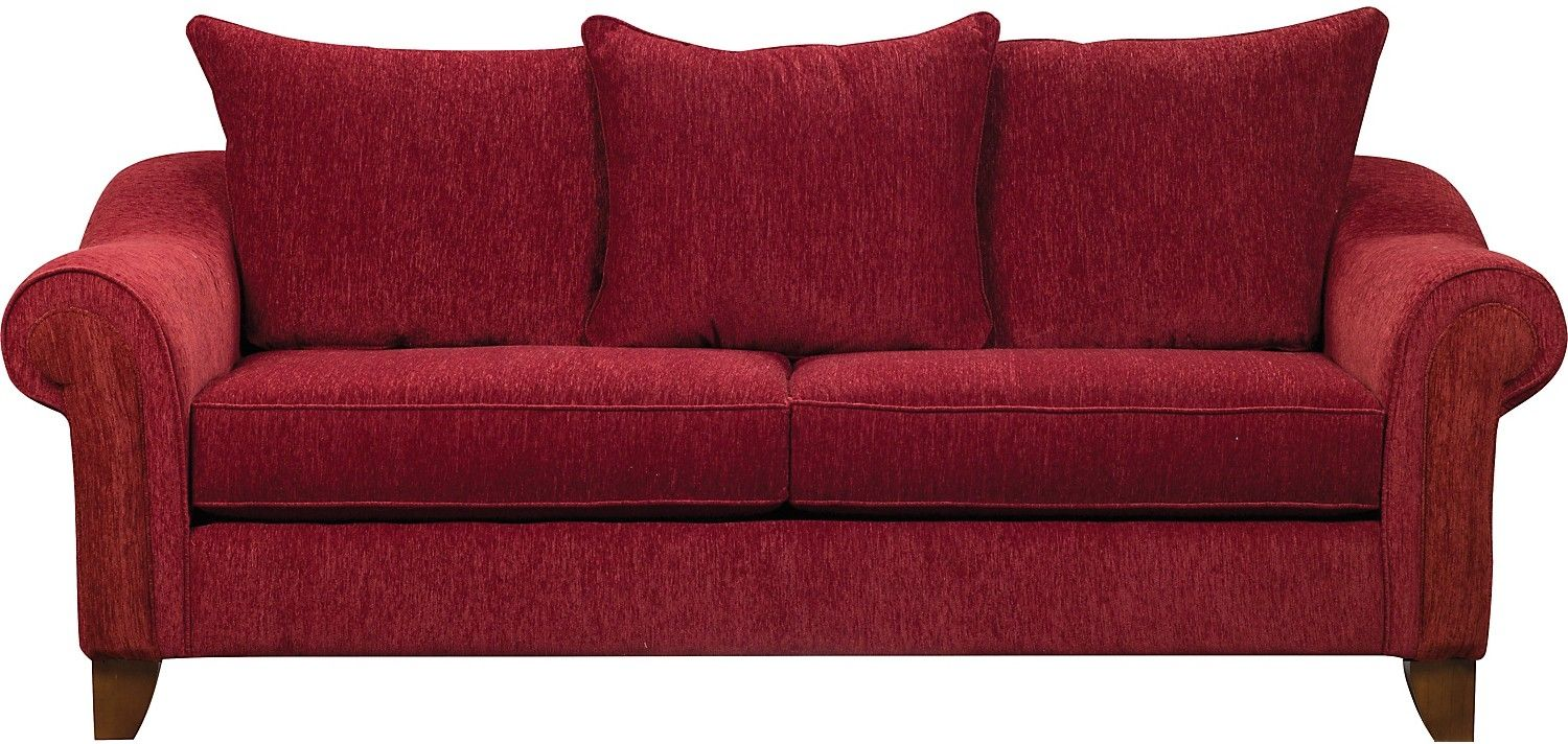 Awesome Nice Red Chenille Sofa , Inspirational Red Chenille Sofa 25 For Your Sofa  Design Ideas With