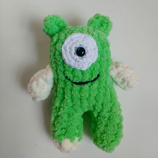 Lapin au crochet: Totu rapide et facile #sensorythings
