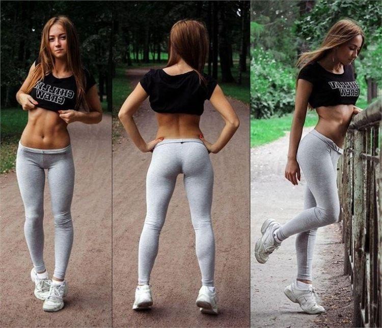 Спортивные девушки офигенны картинка прикол