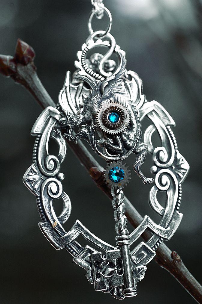 Guardian of the Pendant by KeypersCove.deviantart.com on @DeviantArt