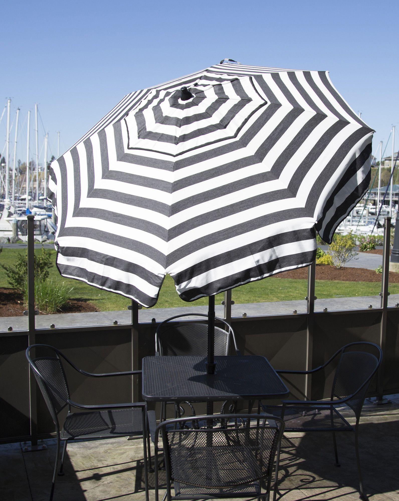 Parasol 6u0027 Parasol Italian Patio Umbrella